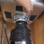 how to install garbage disposal
