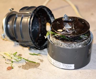 how to fix humming garbage disposal